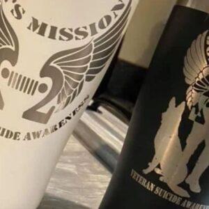 Jon's Mission for 22 Tumbler